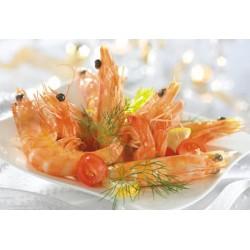Crevettes sauvages 30/40 -...